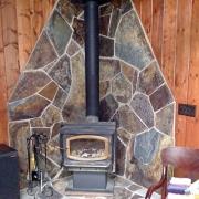 Slate-veneer-fireplace-pad