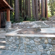 Granite-steps-and-wall
